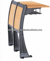 College classroom desk chairs / Training Chair and table