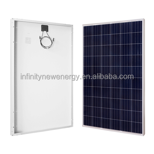 250W Mono poly solar panel TUV MCS CEC A grade photovoltaic module in stock