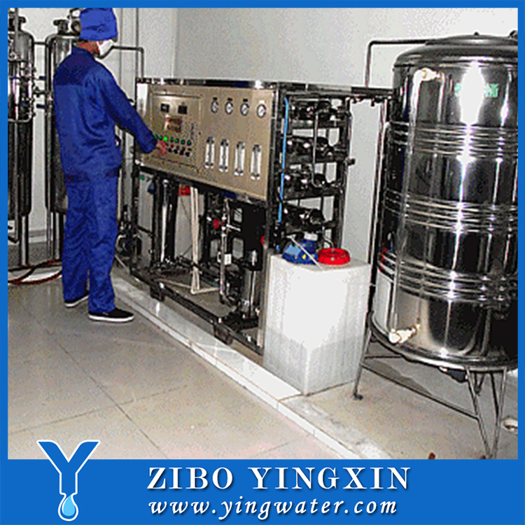 Alibaba China Reverse Osmosis Seawater Purifier , Purified Water Equipment