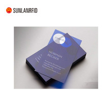 Sunlanrfid company professional id smart rfid card maker