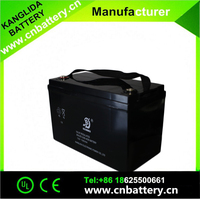 CE&UL certificate 12 volt battery, vrla battery price , vrla battery 12v 100ah factory in xin ji