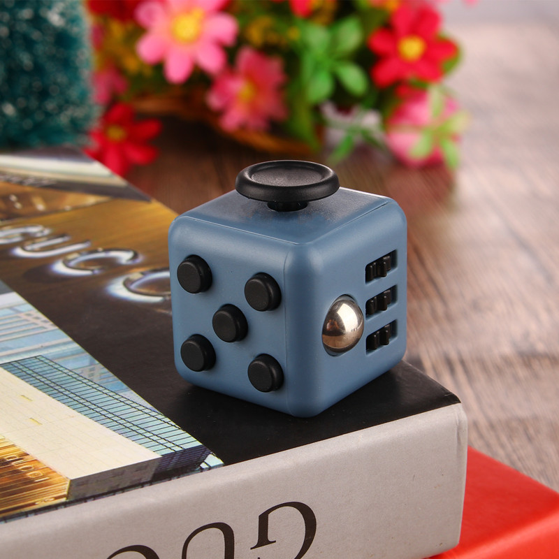 Fidget Cube stress relief toys Novelty anxiety decompression toys fidget spinner cubes gift for <strong>Kids</strong> and Adults