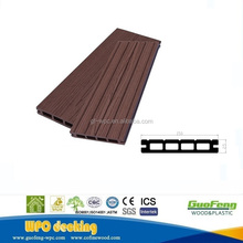 2016 Hot Sell outdoor decking / outdoor flooring/ wood plastic composite