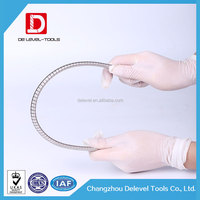 Delevel Orthopedic medical and surgical flexible reamer