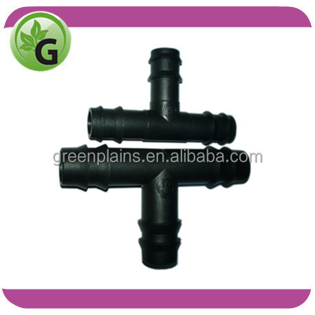 16mm Drip Irrigation Fitting/Barbed Tee 16mm/Irrigation Fitting Barbed Tee