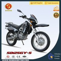 South America Popular Motorcycle High Quality Chongqing 150CC HyperBiz Dirt Bike SD125GY-5