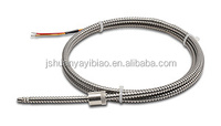 Type j and Type k Adjustable Immersion Thermocouple Sensors