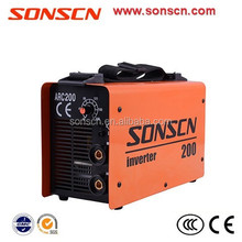 jinhua two phase portable arc welding machine for sale in alibaba