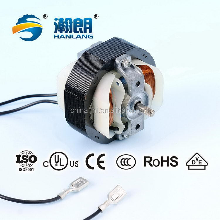 exhaust fan motor shaded pole motor for ventilating fan ball bearing motor