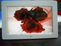 2011 hot, 10.2 inch wedding centerpieces, full function digital photo frame 800*480