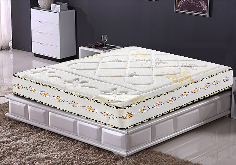 Isabel natural coconut palm and latex independent spring mattress - Jozy Mattress | Jozy.net