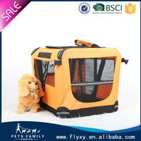 Top quality hot sale collapsible dog carrier