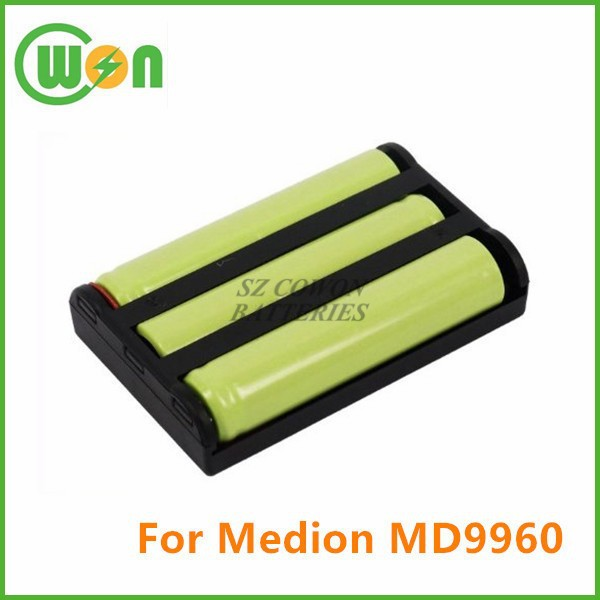 3.6V 700mAh NIMH battery FS180 Battery for Lifetec LT9965 battery and Lifetec LT9966 battery
