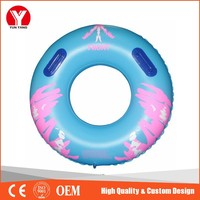 Customized Colorful Inflatable Pool Floating Swim
