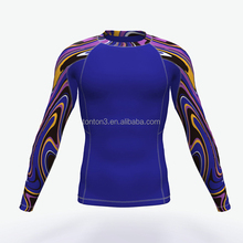 OEM Factory Cheap Custom Mens Compression Long Sleeve Shirts