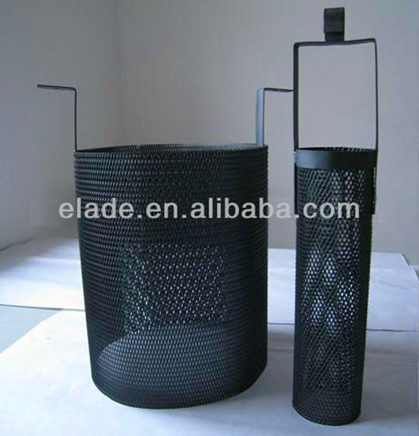 Ti/Titanium Anode Baskets for electroplating