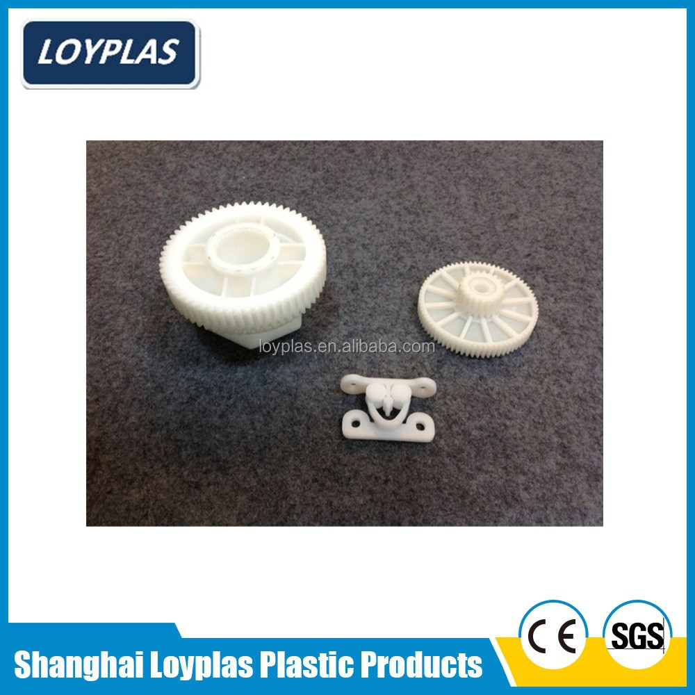 Custom new plastic motorcycle parts mould
