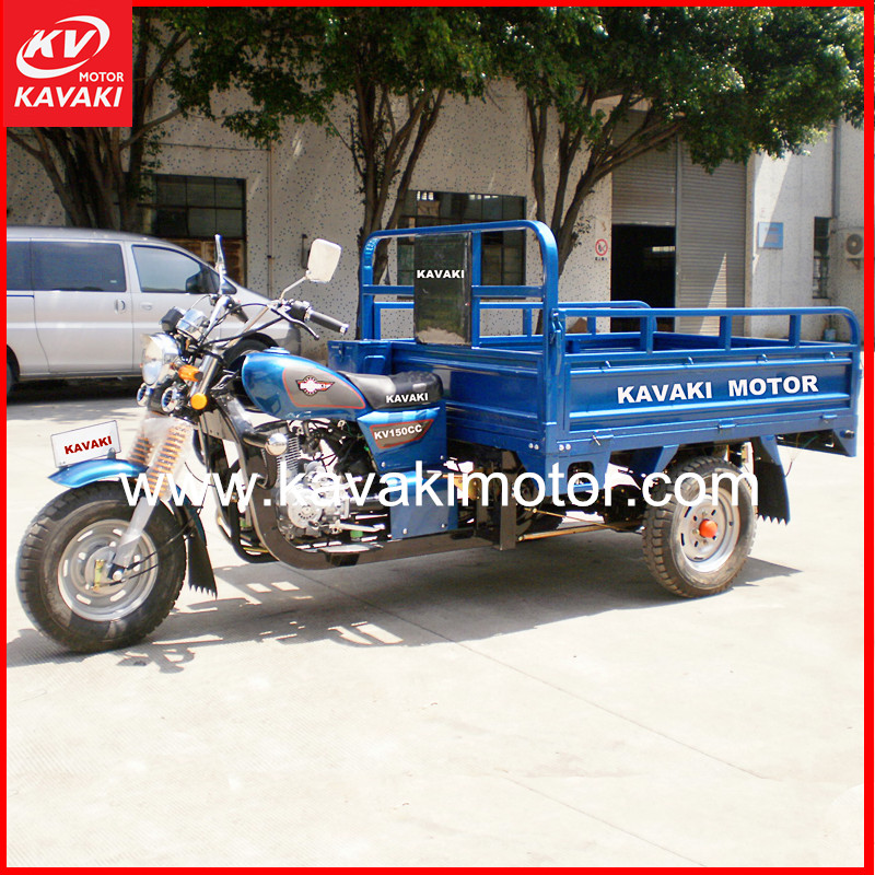China Cargo Tricycle Motorbike for Market Sanitation 200CC with good frame
