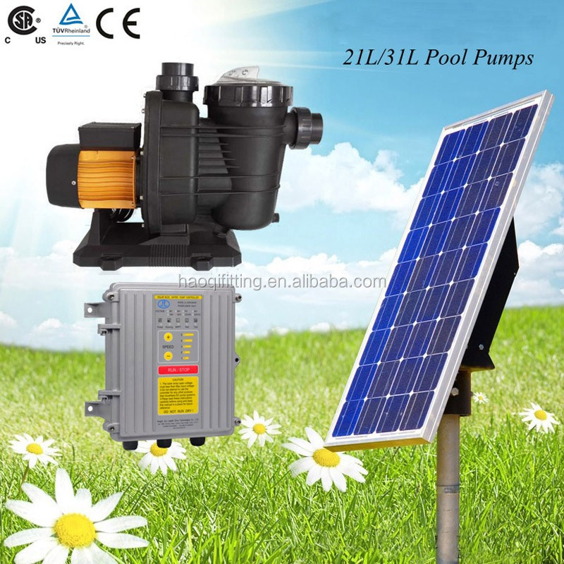 72v 90v Dc Swimming Pool Pump Dc Solar Water Pump Buy