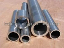 durable quality ASTM A36 equivalent Q235 ERW round carbon steel pipe, JIS G3101 SS400 steel tube price