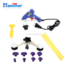 Paintless Dent Removal PDR Tools Hail Repair Pilling Bridge Glue Gun Glue Sticks Kit For Car Repair