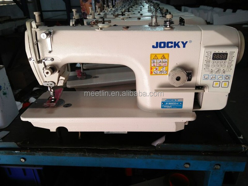 JK9800DDI-4 Direct drive lockstitch machine industrial sewing machine