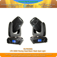 17R Beam Sharpy Moving Head Light 350W Moving Head Beam Sharpy Light