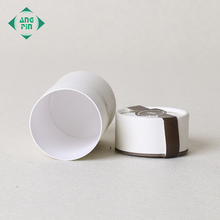 Round custom printing essential oil tube gift box packaging