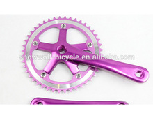 China cheap road bike chainwheel/carbon bicycle crank/carbon bicycle crankset SW-CW-M16005