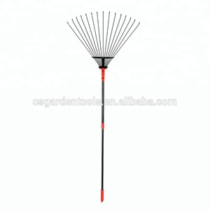 15T 45# hand grabber leaf collectors steel adjustable rake