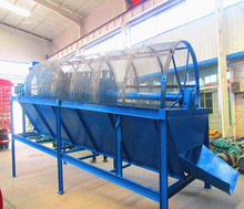 High Frequency Industrial Sieving Machine Mechanical China Vibrating Screen