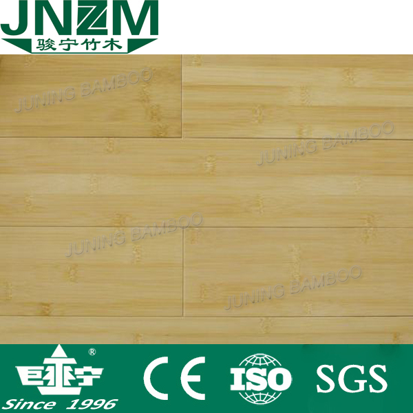 natural horizontal solid bamboo flooring
