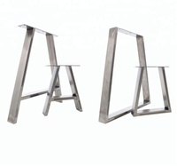 New Design Modern Customized DIY Antique Industrial Metal Table Park Bench Legs