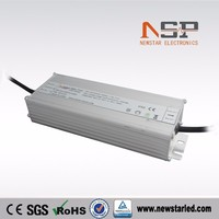 NSP120-U0240A4-WZ00 waterproof led driver / led power supply