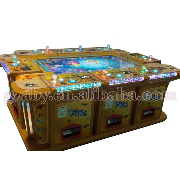 IGS original mainboard fishing shooting game machine fit for 6 8 10 players