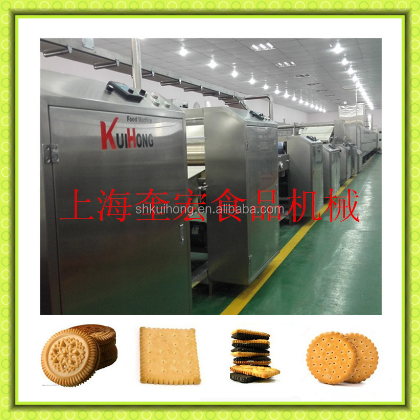 Full automatic biscuit production line /industrial equipment /industrial machinery