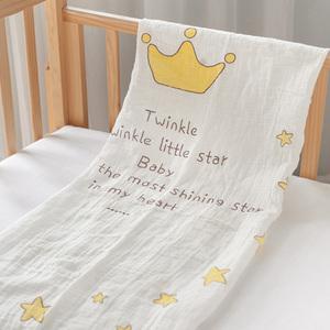 100% organic muslin baby swaddle newborn blankets