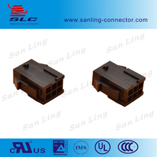 3.0mm 4pin female housing connector series with wings