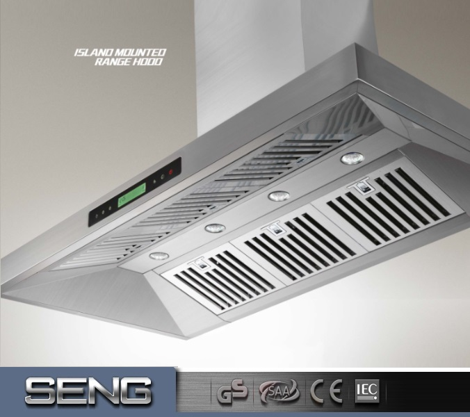 made in china professional manufacture SENG Commercial Kitchen Range Hood