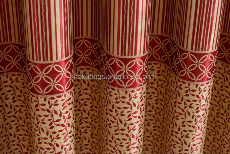 blackout curtain fabric /curtain fabric /polyester fabric factory