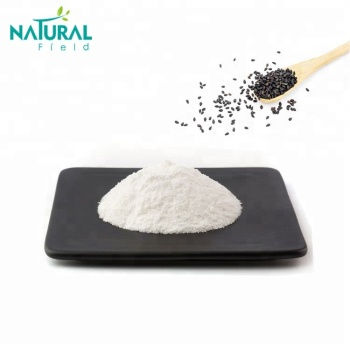 Natural sesame sed extract sesamin powder 98% by HPLC