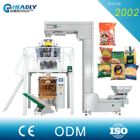 potato chip packing machine price