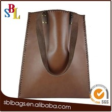 Supermarket shopping trolley bags&good zipper style shopping bag&shopping paper bags wholesale