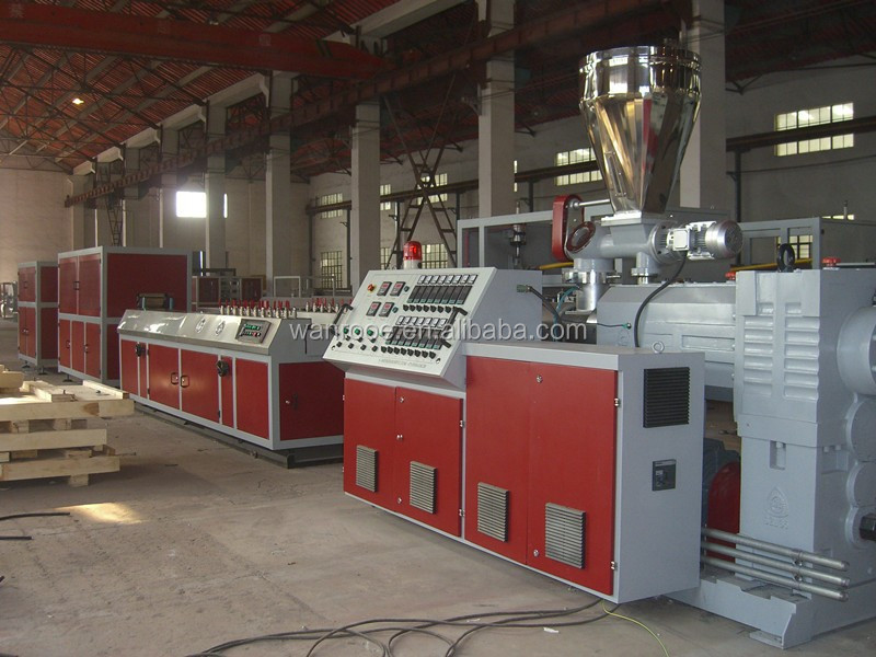 high capacity pvc ceiling production line