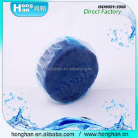 Eco-Friendly twin pack toilet cleaner/toilet blue block/deterge