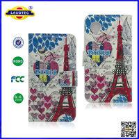 For LG Nexus 5 Hot Selling Phone Case Beautiful Patterns Wallet Style Case Leather Folio Stand Case Made in China Laudtec