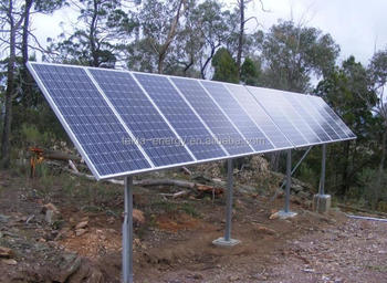 4.5kW home solar power system kits