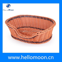 2015 China Wholesale Factory Best Selling Rattan Cat Bed