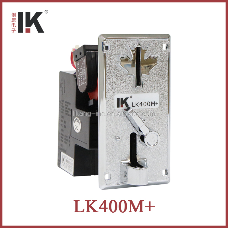 LK400M+ Best selling coin acceptor for Austrian Schilling for commercial coffee vending machine