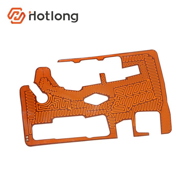 electric flexible kapton heating element for 3d printer